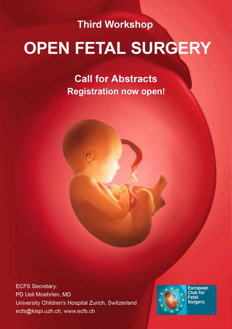 Third Workshopof the European Club for Fetal Surgery (ECFS)